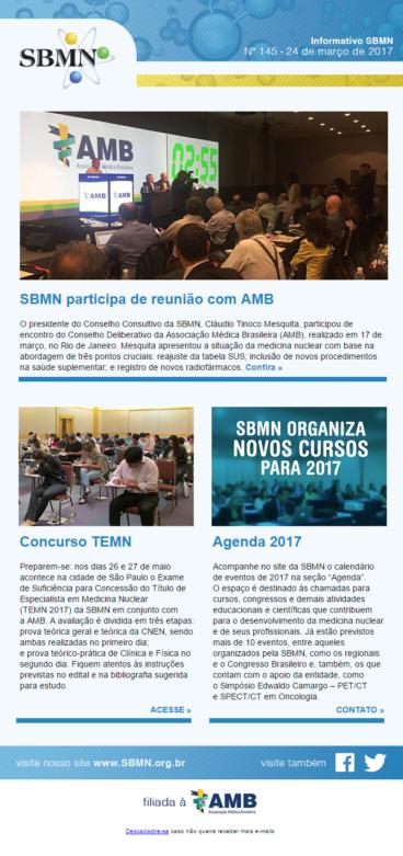 News 145 – Abril de 2017