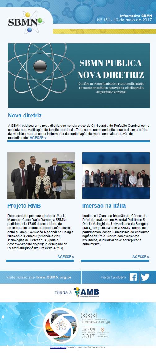 News 151 – Maio de 2017