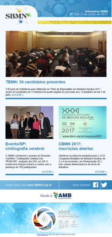 News 153 – Junho de 2017