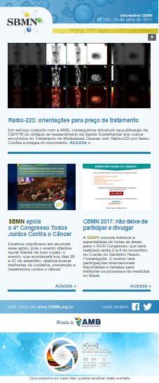 News 161 – Julho de 2017