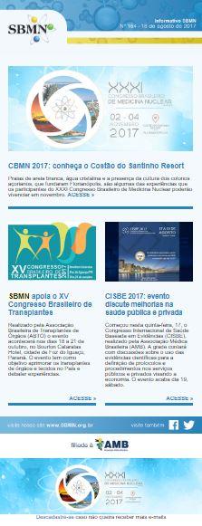 News 164 – Agosto de 2017