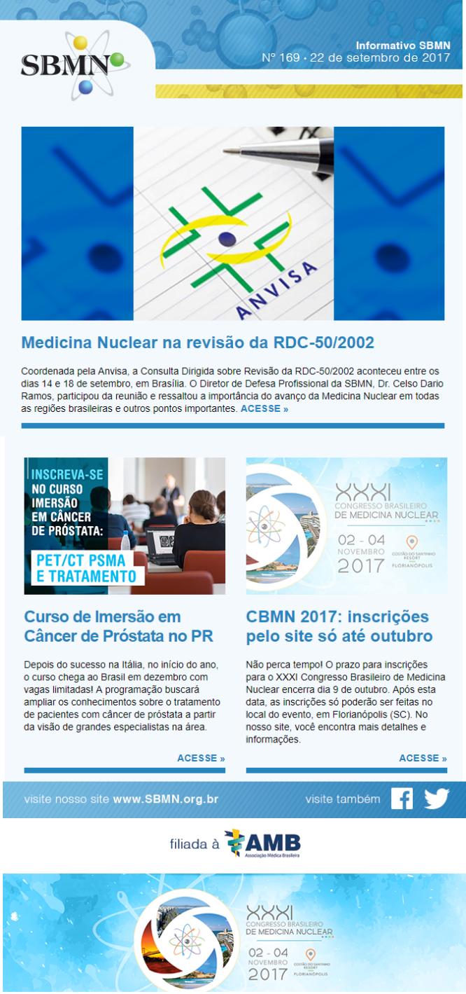 News 169 – Setembro de 2017
