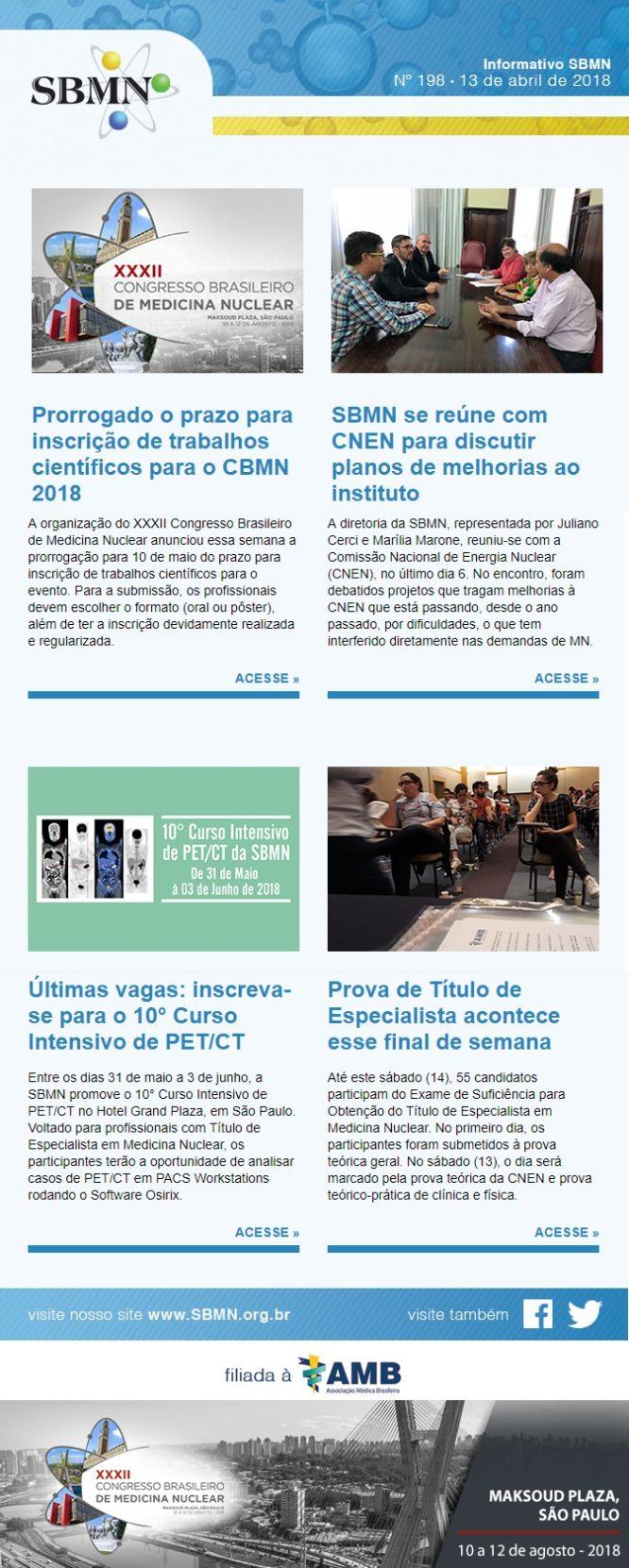 NEWS 198 – ABRIL DE 2018