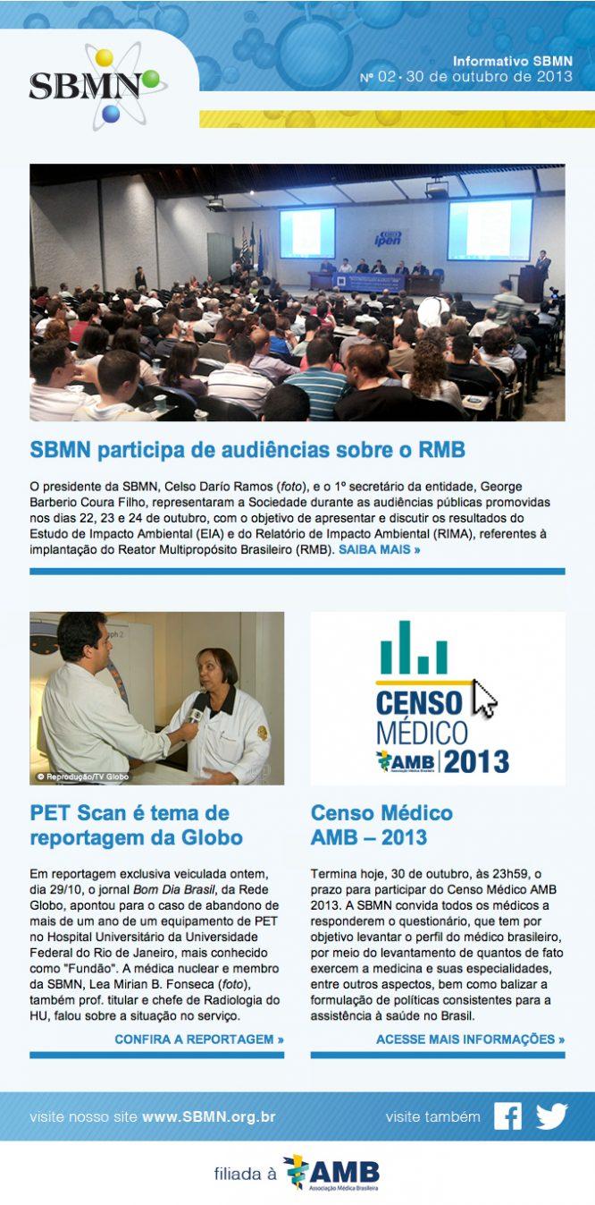 News 2 – Outubro 2013