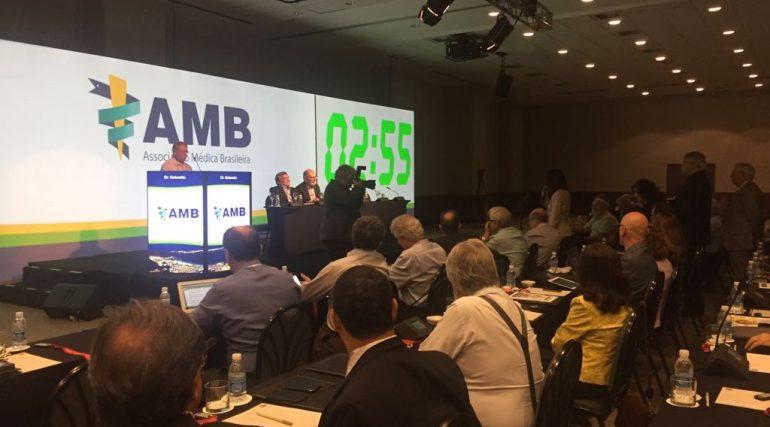 Medicina Nuclear é introduzida pela SBMN em pauta de reunião da AMB