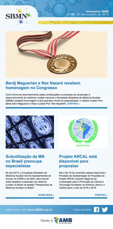 Newsletter 88 – outubro de 2015