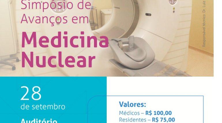 Não perca: Simpósio de Avanços em Medicina Nuclear ocorrerá em São Paulo no final do mês