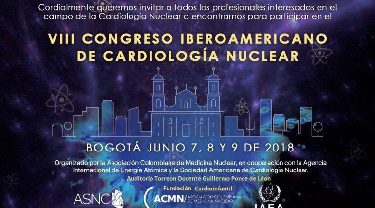 Anote na agenda: VIII Congresso Ibero-Americano de Cardiologia Nuclear acontecerá em junho