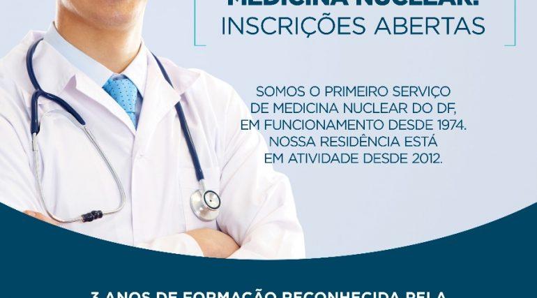 Grupo Núcleos abre 3 inscrições para especialistas fazerem residência em medicina nuclear