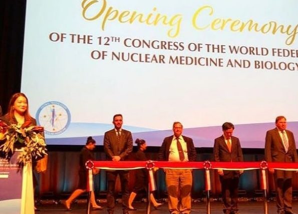 Diretoria da SBMN participa do 12° Congresso da Federação Mundial de Medicina Nuclear e Biologia na Austrália