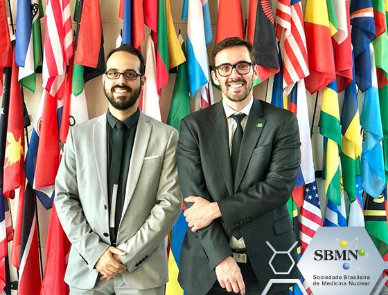 Diretoria da SBMN participa do 62ª Conferência Geral da Agência Internacional de Energia Atômica, na Áustria