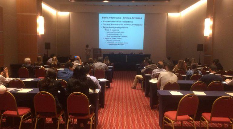 II Curso de Terapia em Medicina Nuclear reúne participantes de todo o Brasil