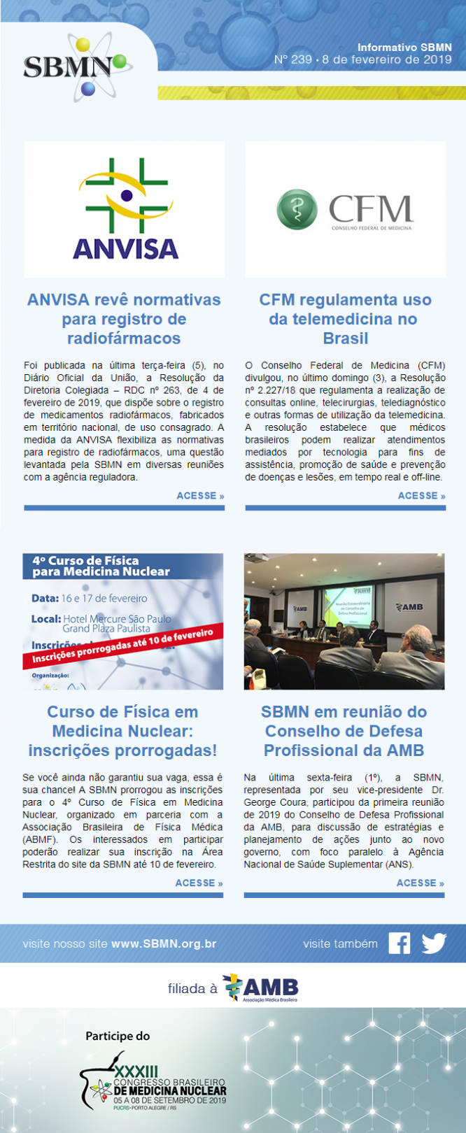 NEWS 239 – FEVEREIRO 2019