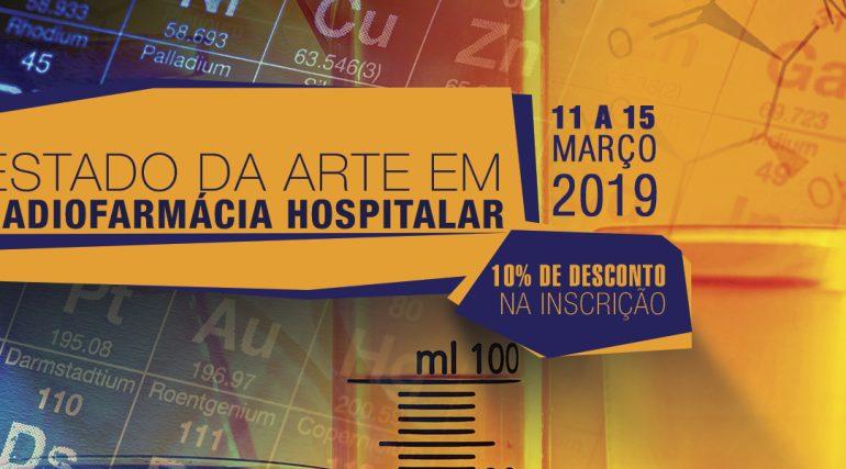 Curso de Atualização em Estado da Arte em Radiofarmácia Hospitalar do HIAE
