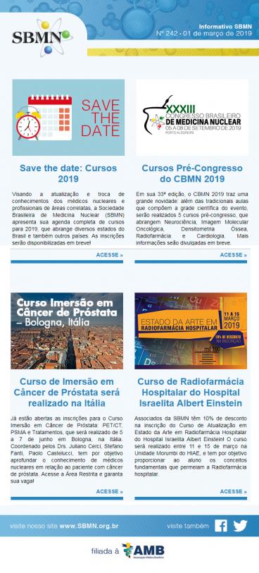 NEWS 242 – MARÇO 2019