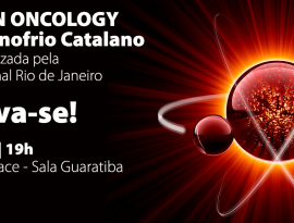 Palestra PET/MR in Oncology com Dr. Onofrio Catalano