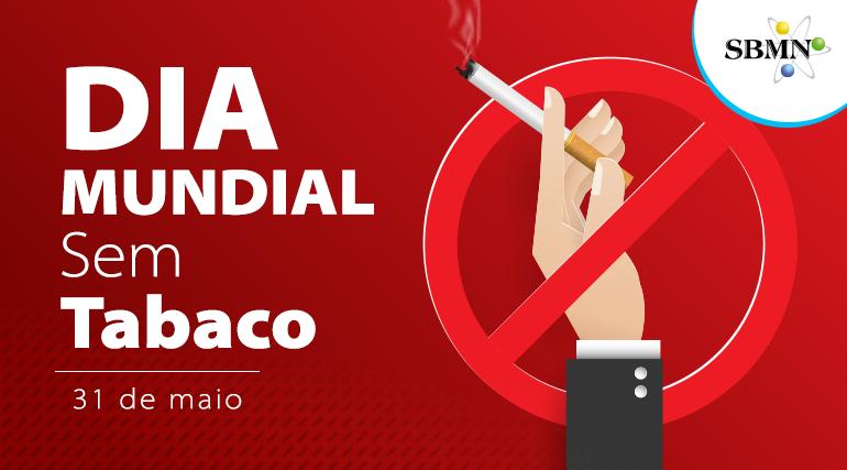Campanha #VoceConsegue alerta sobre os malefícios do tabaco