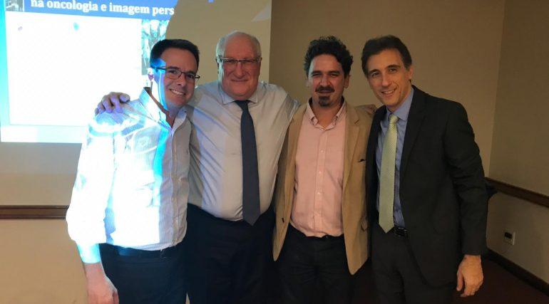 SBMN-RJ realiza encontro científico sobre PET/RM em Oncologia