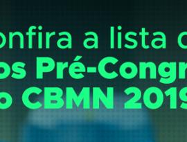 Garanta sua vaga: Cursos Pré-CBMN 2019