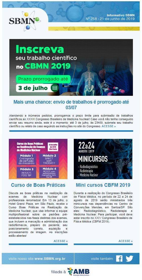 NEWS 258 – JUNHO 2019