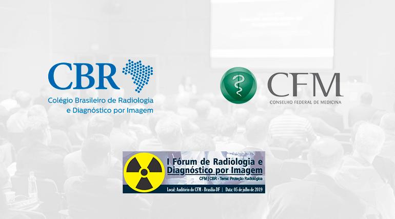 I Fórum de Radiologia e Diagnóstico por Imagem do CFM discute Medicina Nuclear e radiação ionizante