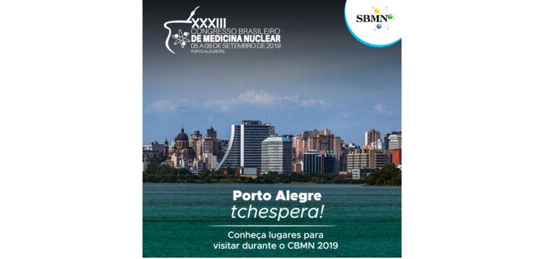 Porto Alegre tchespera! Conheça lugares para conhecer na cidade durante o CBMN 2019