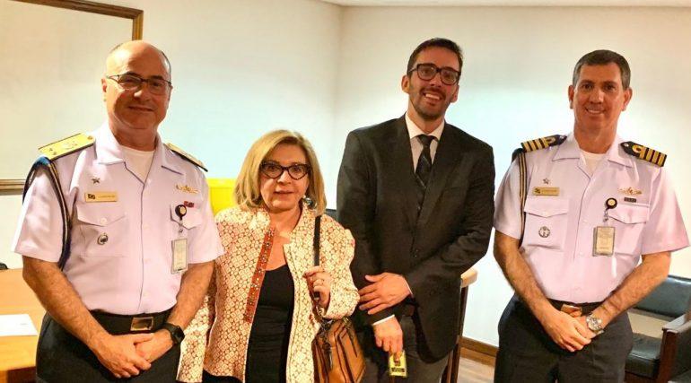 SBMN participa de reunião no Palácio do Planalto para discutir questão dos radiofármacos