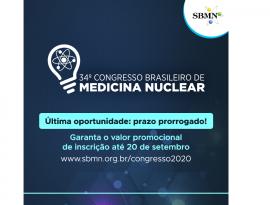 Última oportunidade: garanta o preço promocional do CBMN 2020 até 20/09!