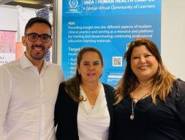 Diretoria participa do congresso anual da EANM, em Barcelona
