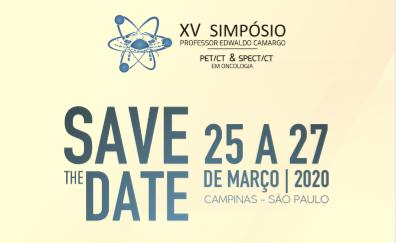 Save the date: Simpósio Edwaldo Camargo