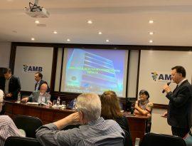 SBMN participa de reunião da AMB sobre como evitar judicialização