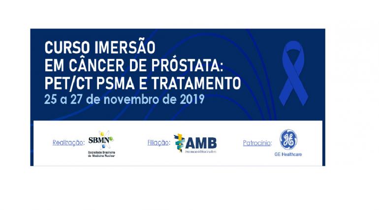 Curitiba tem semana intensa de cursos de câncer de próstata