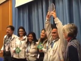 Brasil vence Olimpíada Nuclear 2019 em Viena