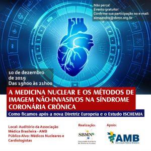 A Medicina Nuclear e os métodos de imagem não-invasivos na síndrome coronária crônica