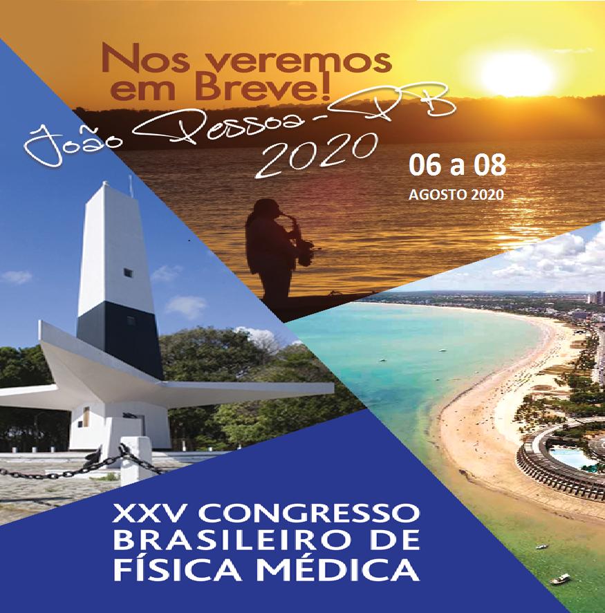 XXV Congresso Brasileiro de Física Médica
